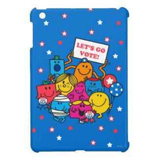 Let's Go Vote! iPad Mini Cover