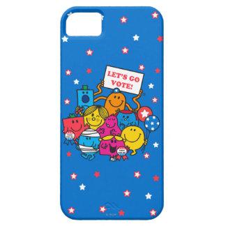 Let's Go Vote! iPhone SE/5/5s Case