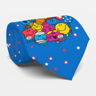 Let's Go Vote! Neck Tie