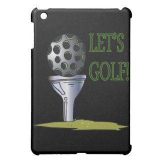 Lets Golf Case For The iPad Mini