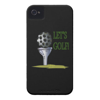 Lets Golf iPhone 4 Case