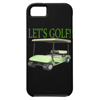 Lets Golf iPhone SE/5/5s Case