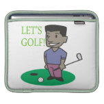 Lets Golf Sleeves For iPads
