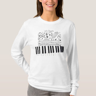 Let's Groove_ T-Shirt