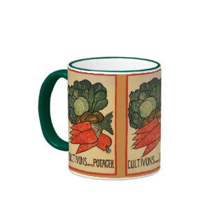 Let's Grow a Vegetable Garden Mug (Plated)