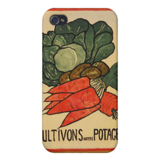 Let's Grow a Victory Garden iPhone 4 Case