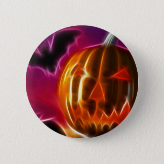 Lets Halloween Pinback Button