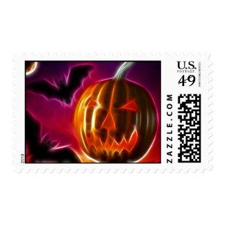 Lets Halloween Stamp