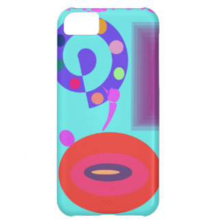 Let's Have a Chat iPhone 5C Cover