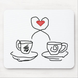 Let's have a cup of.. mouse pad