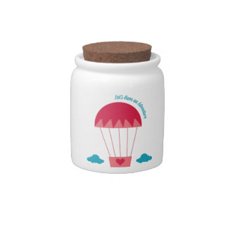 Lets have An Adventure Candy Jars