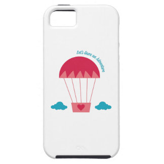 Lets have An Adventure iPhone 5 Case