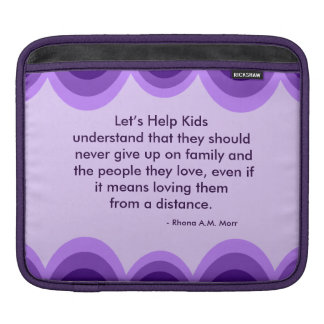 Let's Help Kids iPad Horizontal Case