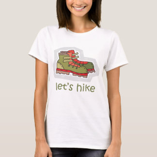 Let's Hike T-Shirt