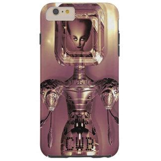 Let's Hook Up Cyborg Tough iPhone 6 Plus Case