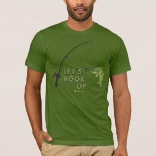 lets hook up t shirt