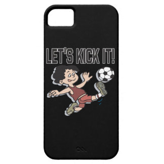 Lets Kick It iPhone 5 Cover