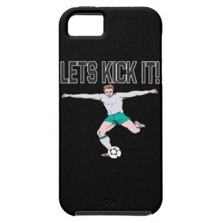 Lets Kick It iPhone SE/5/5s Case