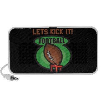 Lets Kick It Speaker