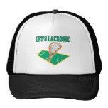 Lets Lacrosse Trucker Hats