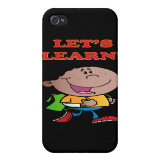 Lets Learn 2 Covers For iPhone 4