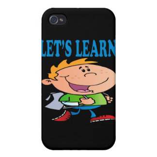 Lets Learn 3 iPhone 4/4S Cover