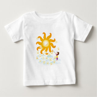 Let's Light Up Baby T-Shirt