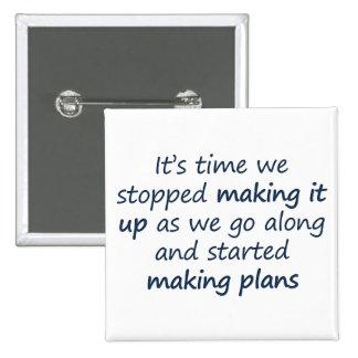 Let's make a plan (sq) button