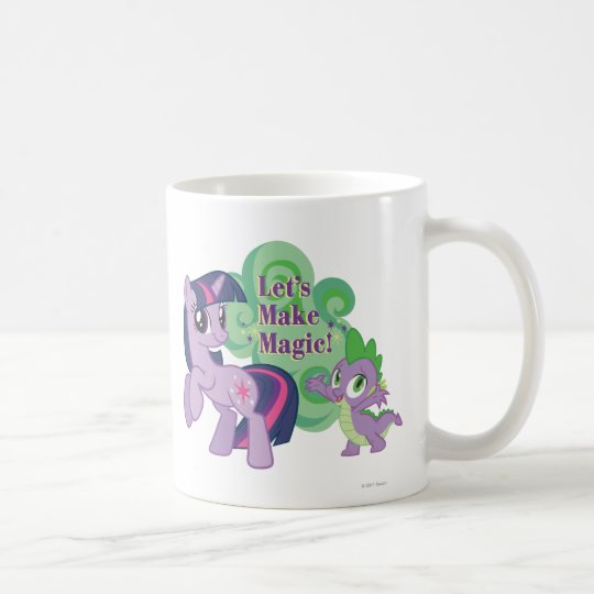 Lets Make Magic Coffee Mug