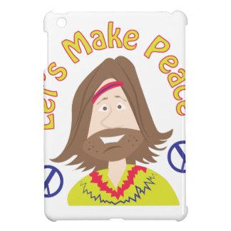Lets Make Peace iPad Mini Cases