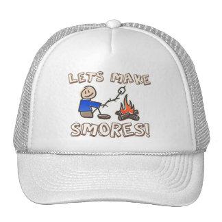 Lets make S'mores! Trucker Hat