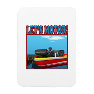 Lets Motor Magnet