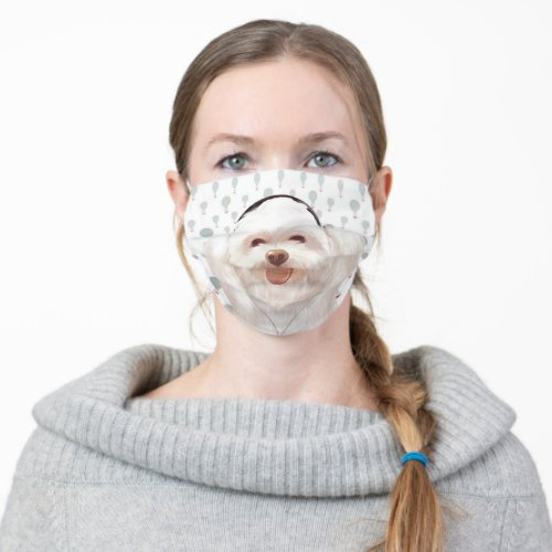Lets Music Cloth Face Mask