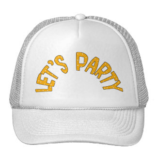 Lets Party  All Products Kids Stuff Trucker Hat