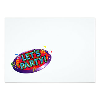 lets_party_clear card