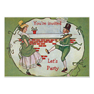 Let's Party for St Pats Card