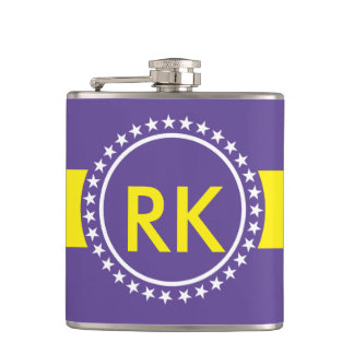 Let's Party In Style Hip Flask