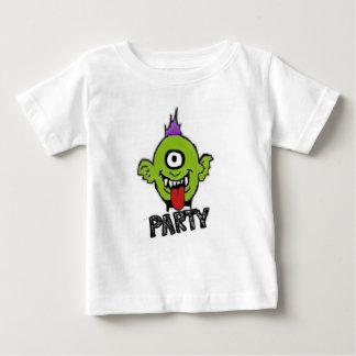 Let's party monster! baby T-Shirt