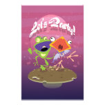 Let's Party! Personalized Stationery