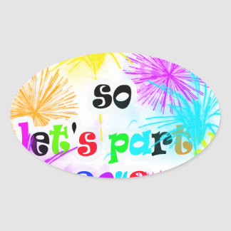 lets party.png oval sticker