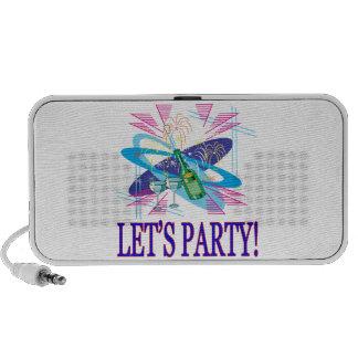 Lets Party Speaker