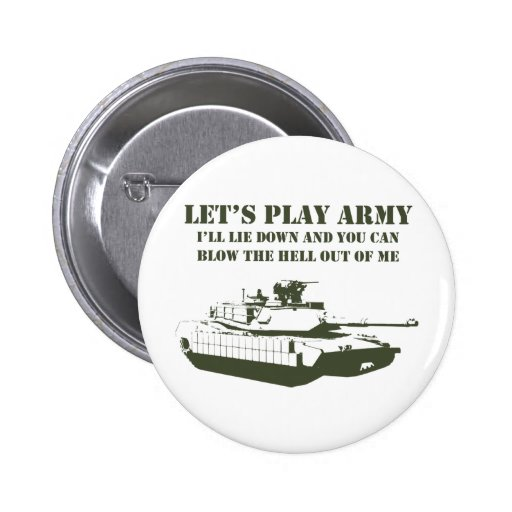 Let's Play Army Buttons