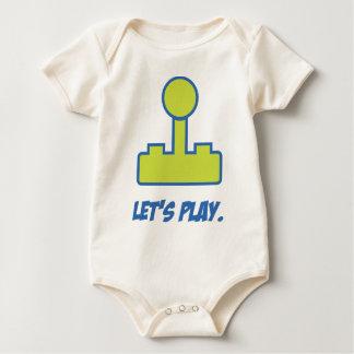 Let's Play Baby Bodysuit