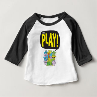 Let's play baby T-Shirt