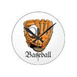 Lets Play Baseball Clock