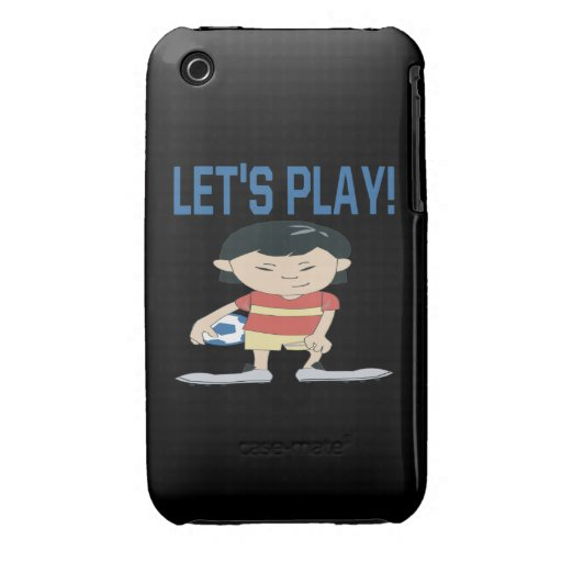 Lets Play iPhone 3 Cover