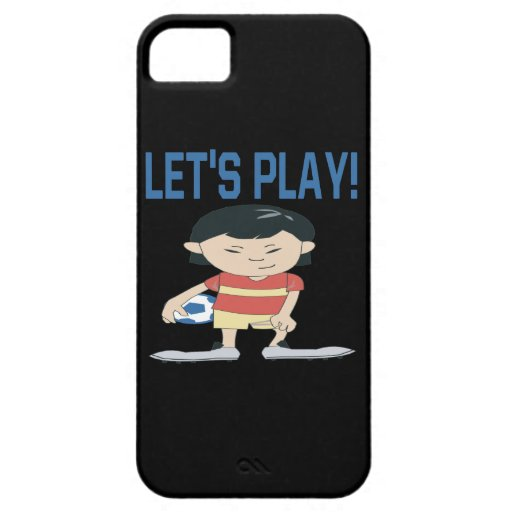 Lets Play iPhone 5 Cover