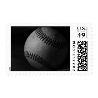 Let's play catch postage stamp