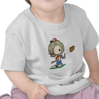Let's Play Catch Zombie T-shirts