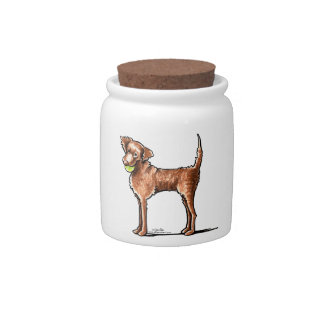 Lets Play Chessie Candy Jars